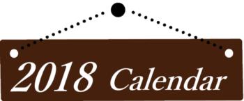 2018カレンダーバナー